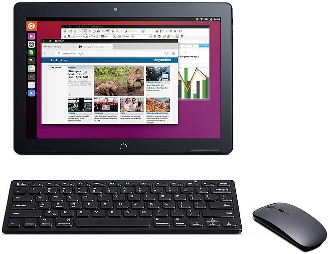 BQ Aquaris M10 Ubuntu Edition now shipping - NotebookCheck