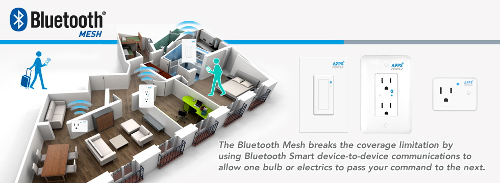 Blueetooth SIG to extend range up to 4x and include mesh ...