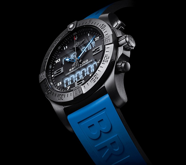 Breitling launches Exospace B55 luxury smartwatch ...