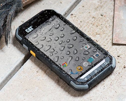 Cat Unveils S30 Rugged Smartphone Notebookcheck Net News