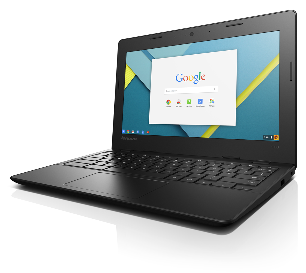 Lenovo Unveils The Ideapad 100s And Chromebook 100s