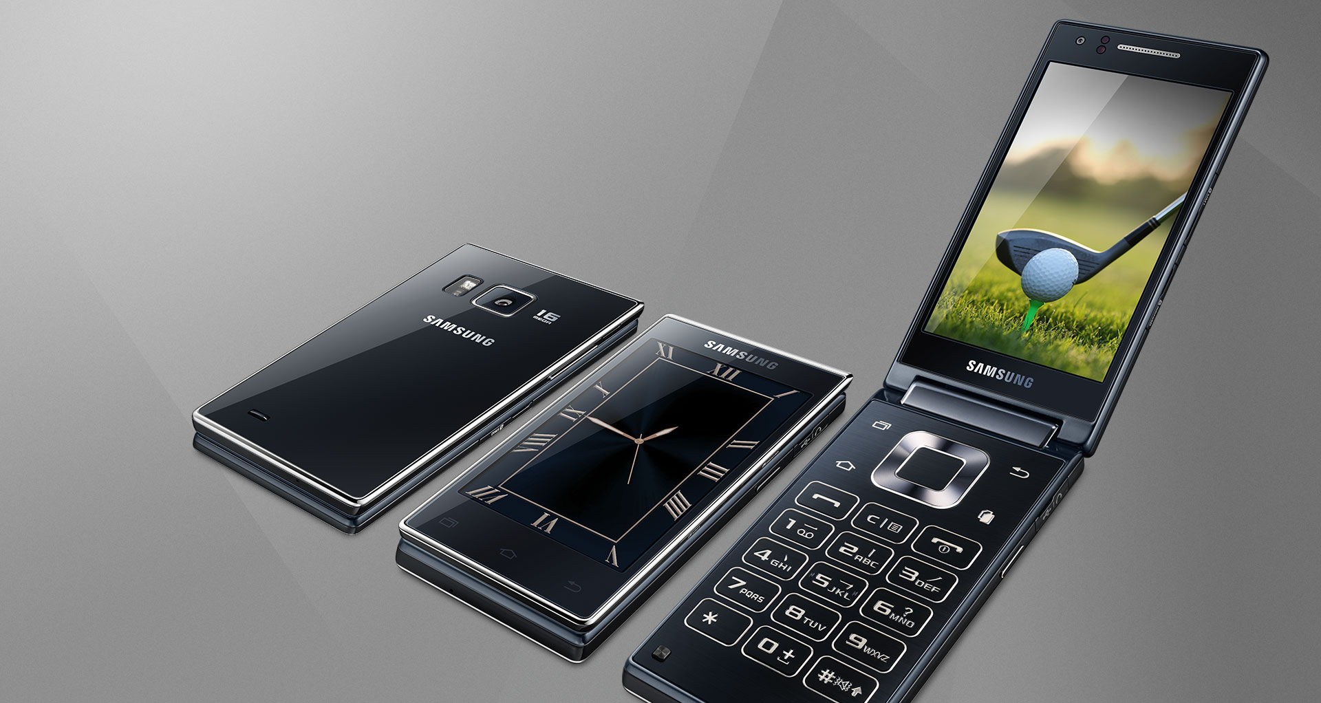 Samsung launches the SM-G9198 clamshell phone - NotebookCheck.net News