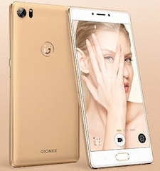 Gionee S8 Android smartphone with Helio P10 SoC and video recording chip