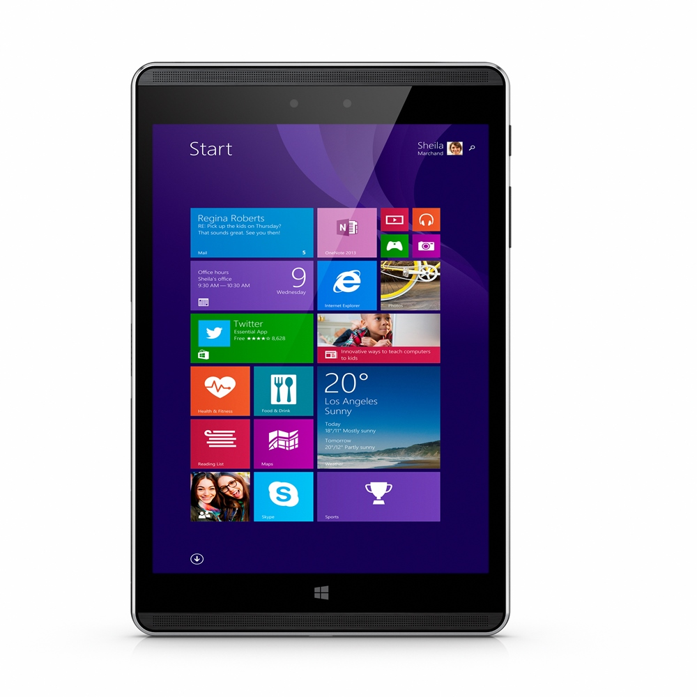 HP unveils its first Windows 10 business tablet ...