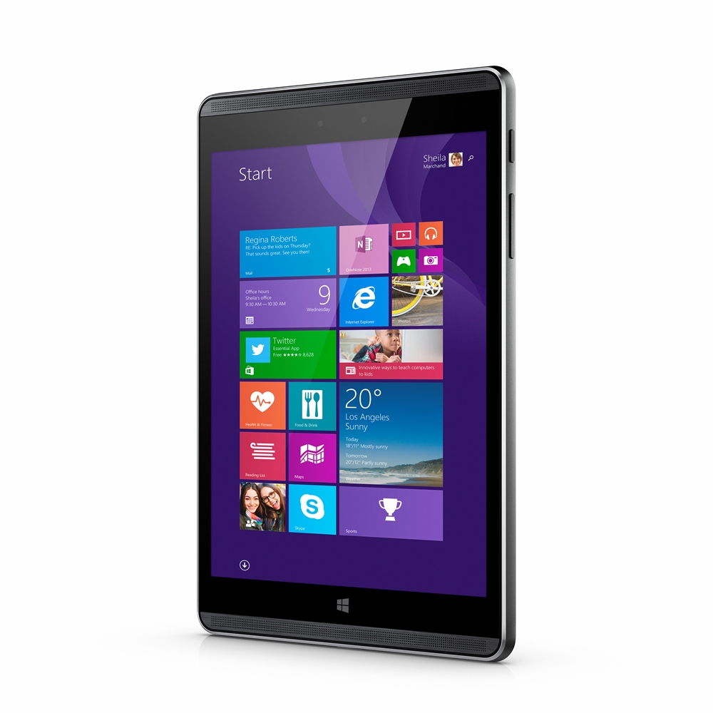 Hp Unveils Its First Windows 10 Business Tablet