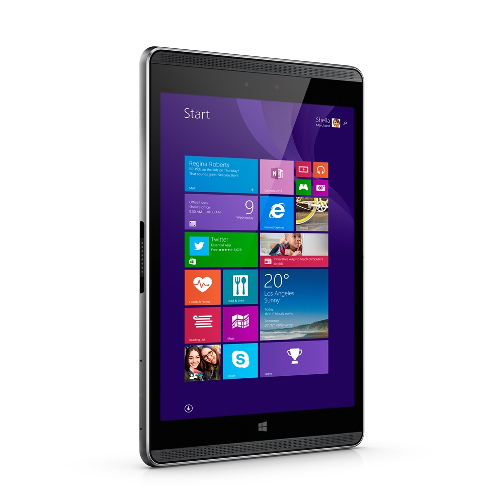 hp unveils its first windows 10 business tablet news. Black Bedroom Furniture Sets. Home Design Ideas