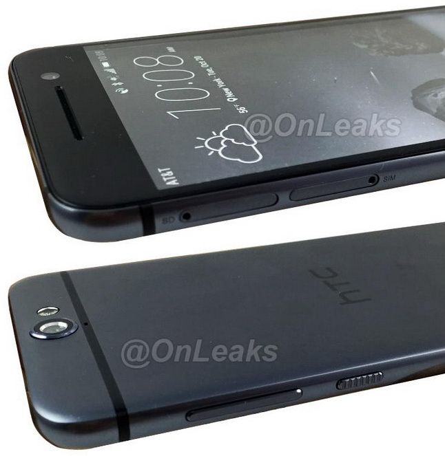 Leaked images show the HTC One A9 from all angles ...