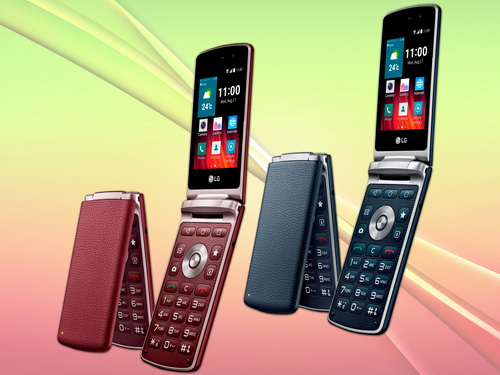 LG Wine Smart flip phone coming to Europe - NotebookCheck