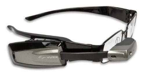 930a87ffabc Lenovo Vuzix M100 smart glasses are coming - NotebookCheck.net News