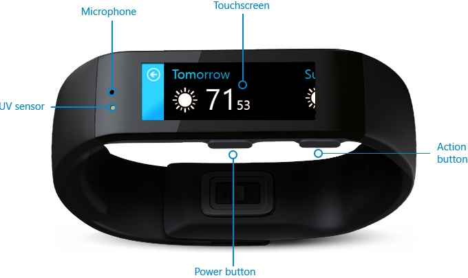 microsoft band 2 is now official news. Black Bedroom Furniture Sets. Home Design Ideas