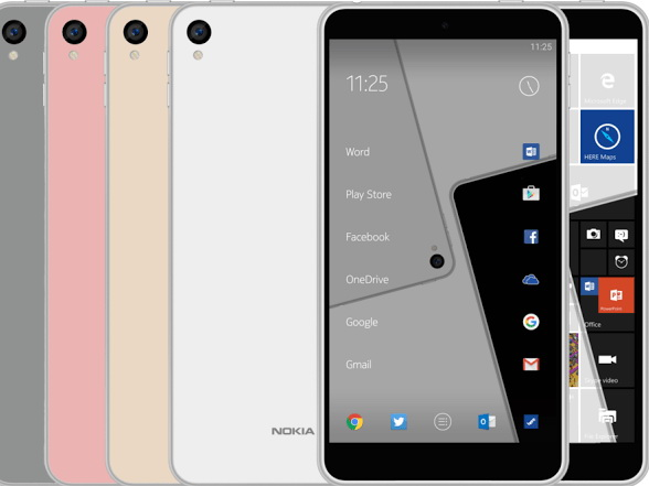 Nokia C1 Specifications And Renders Reportedly Leaked