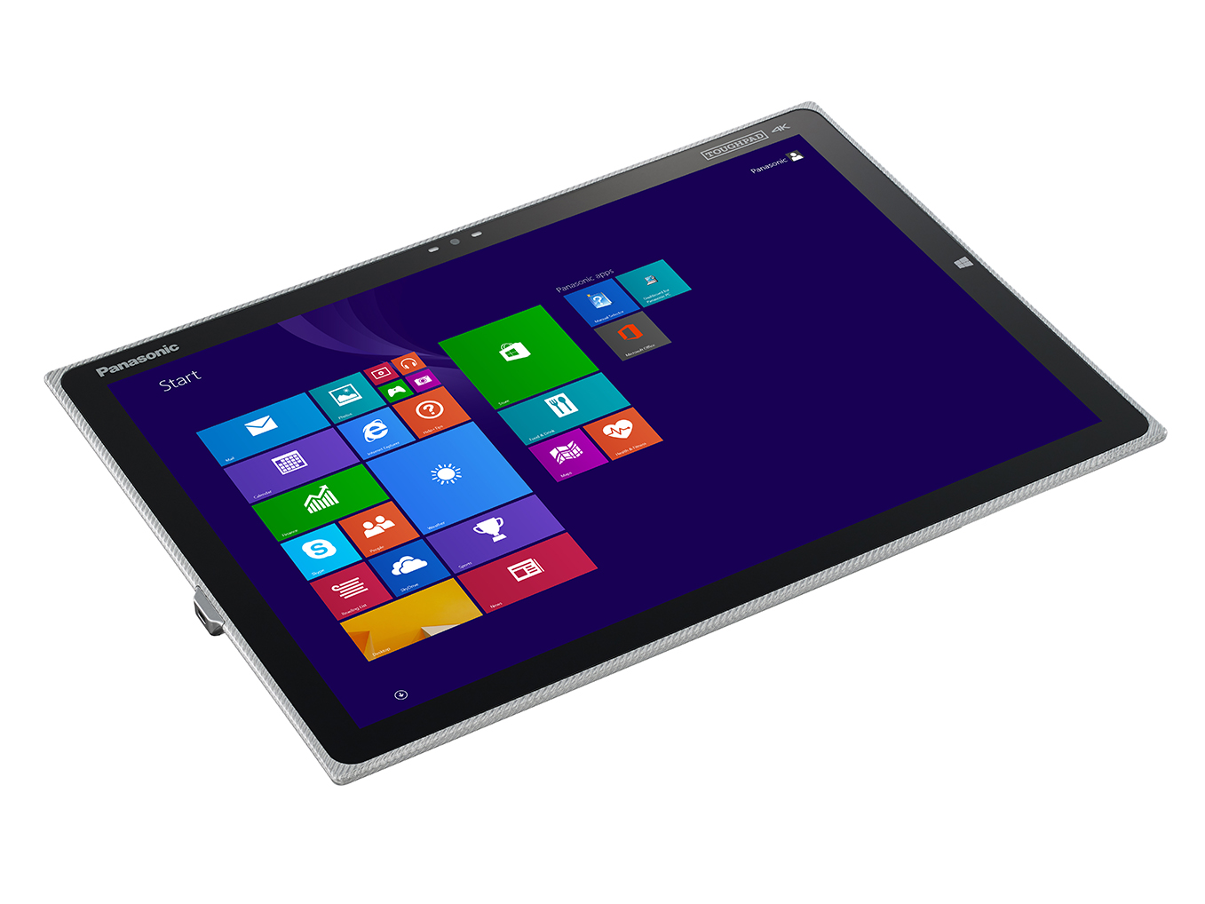 Panasonic Updates Toughpad 4k Tablet With Latest I5