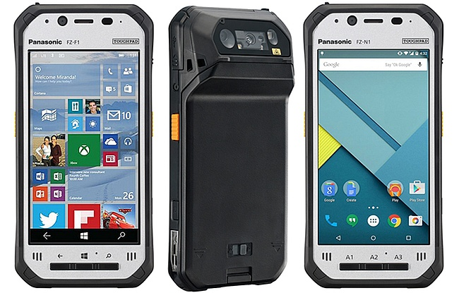 CAT S40 Best Overall Rugged Smartphone. Panasonic Toughpad FZ N1/F1