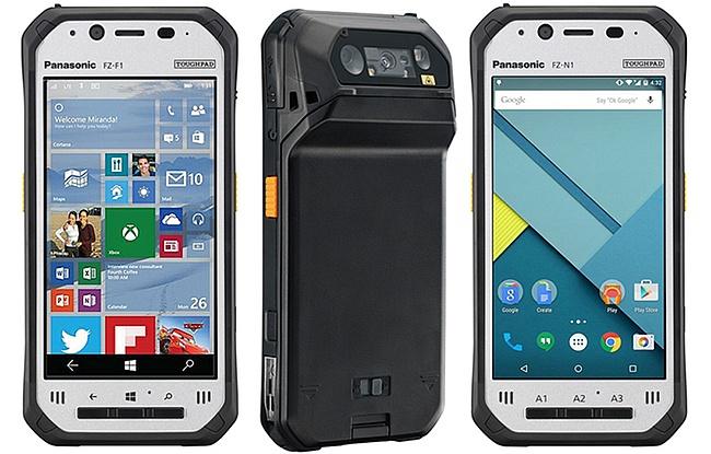 Panasonic Unveils Toughpad Fz F1 N1 Rugged Smartphone