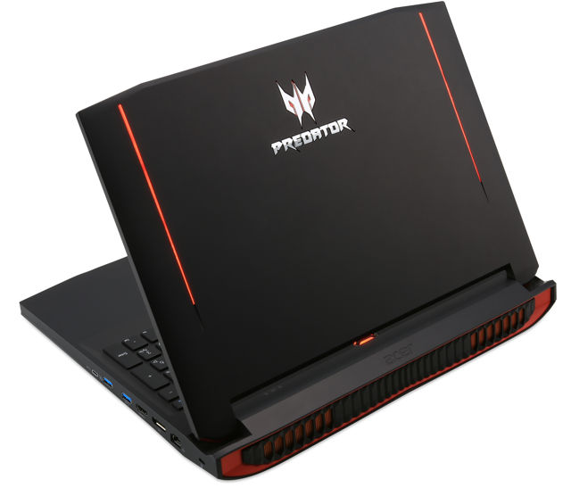 Acer Launches Predator Gaming Laptops Notebookcheck Net News