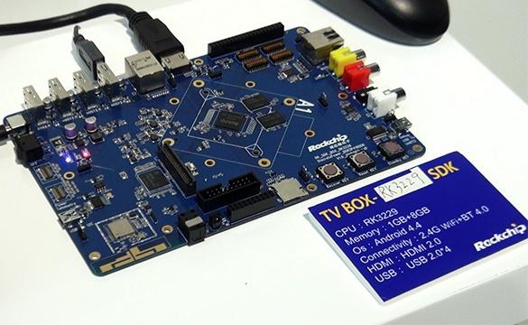 Rockchip intros RK3229 and RK3399 chips - NotebookCheck net News