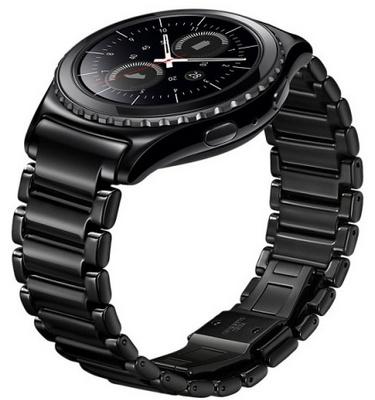 Samsung Gear S2 Gets Ceramic Bracelet