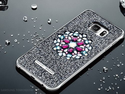 Montblanc and Swarovski accessories now available for Galaxy Note 5 and S6  Edge+ aaa945e33857