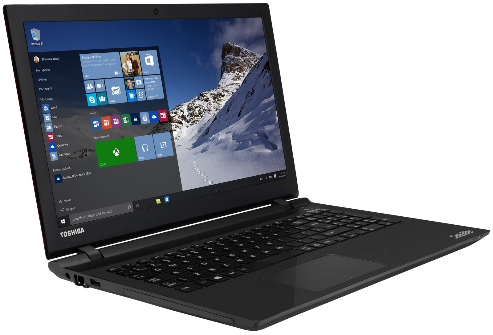 Toshiba Satellite L50 C Now Available With Wide Color