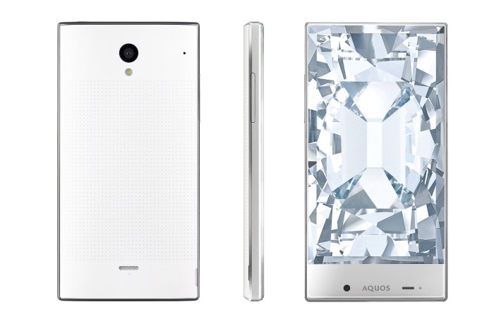 Sharp Aquos Crystal to hit the US soon - NotebookCheck net News