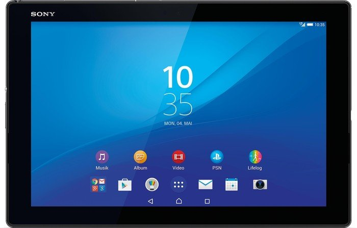 Sony Xperia Z4 tablet gets Android Marshmallow ...