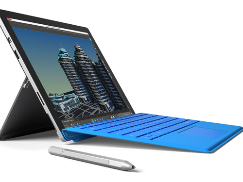 how to use a surface pro 4