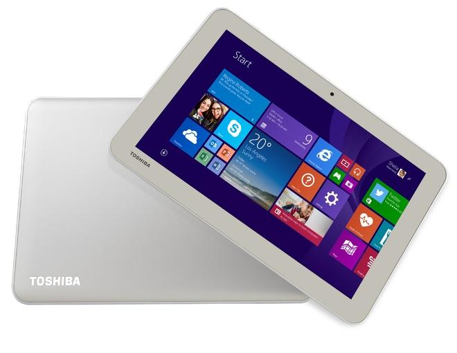 Toshiba Intros The Encore 2 Write Windows Tablet