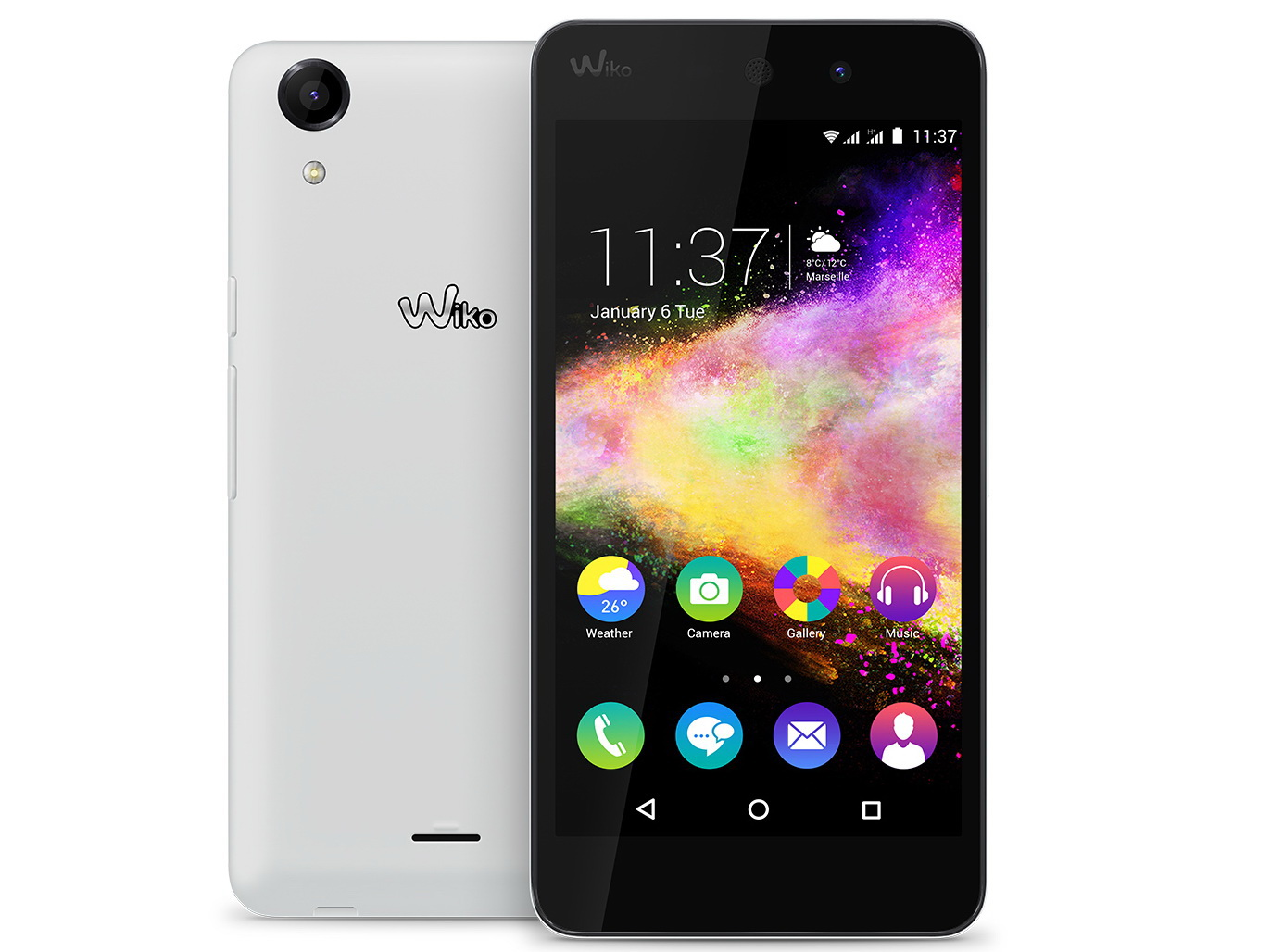 Wiko Rainbow Up Smartphone Now Available For 160 Euros