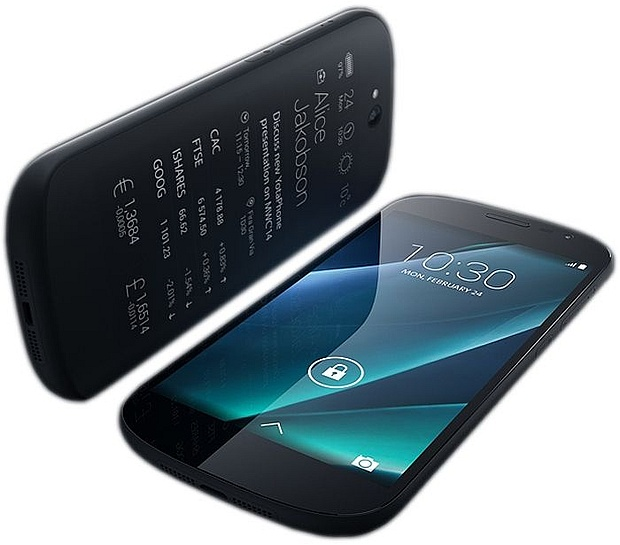 Yota Devices cancels the US launch of the YotaPhone 2 ...
