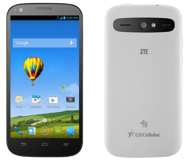 this zte tablet us cellular (RSS) and