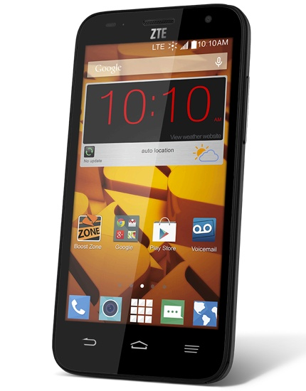 - Mobile net News Notebookcheck Boost Zte Speed Hits