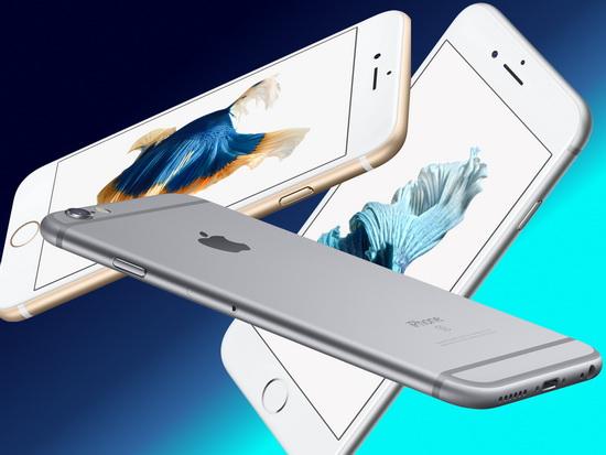 iphone gb sizes