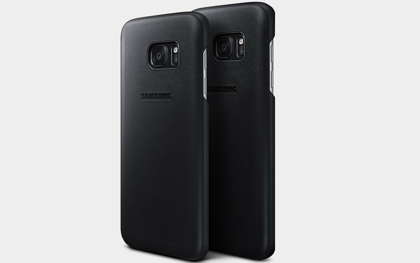 samsung details new led view covers for galaxy s7 and s7. Black Bedroom Furniture Sets. Home Design Ideas