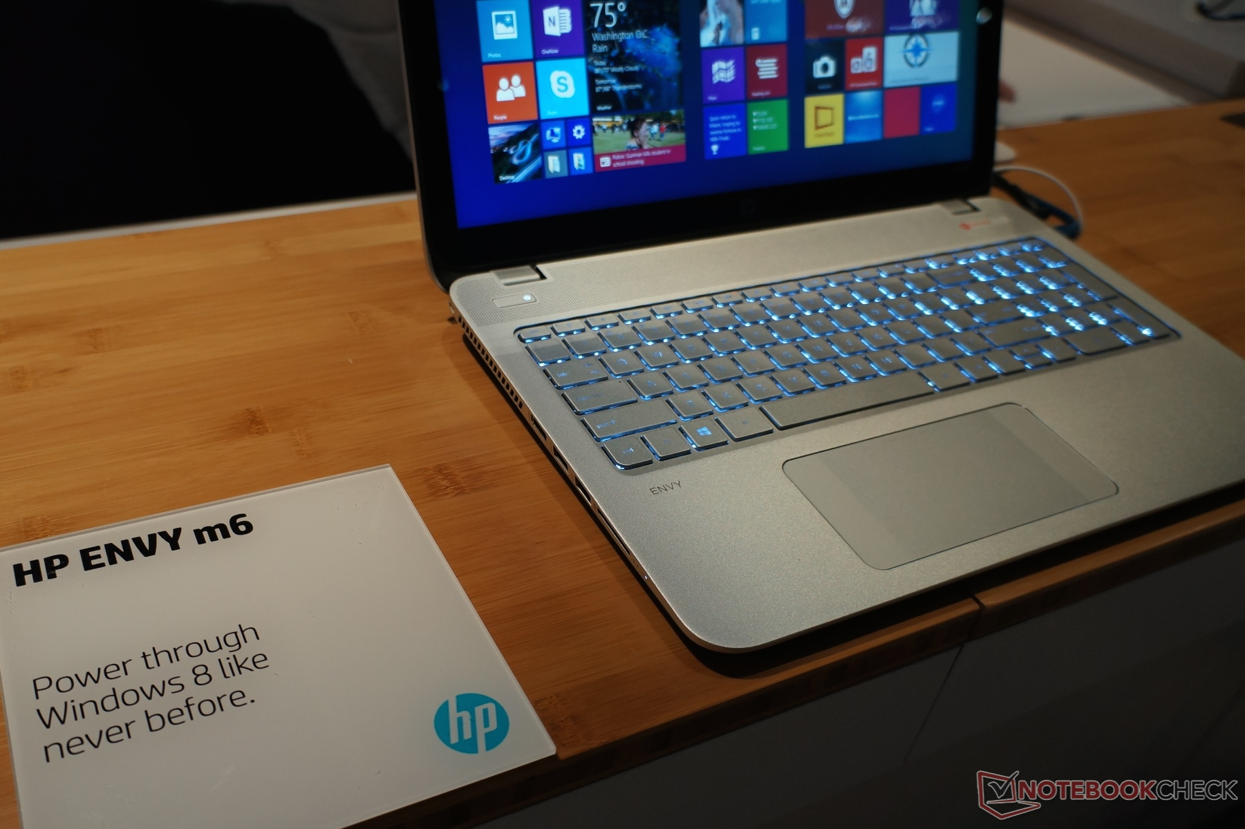 HP Envy m6 2014 Hands-On