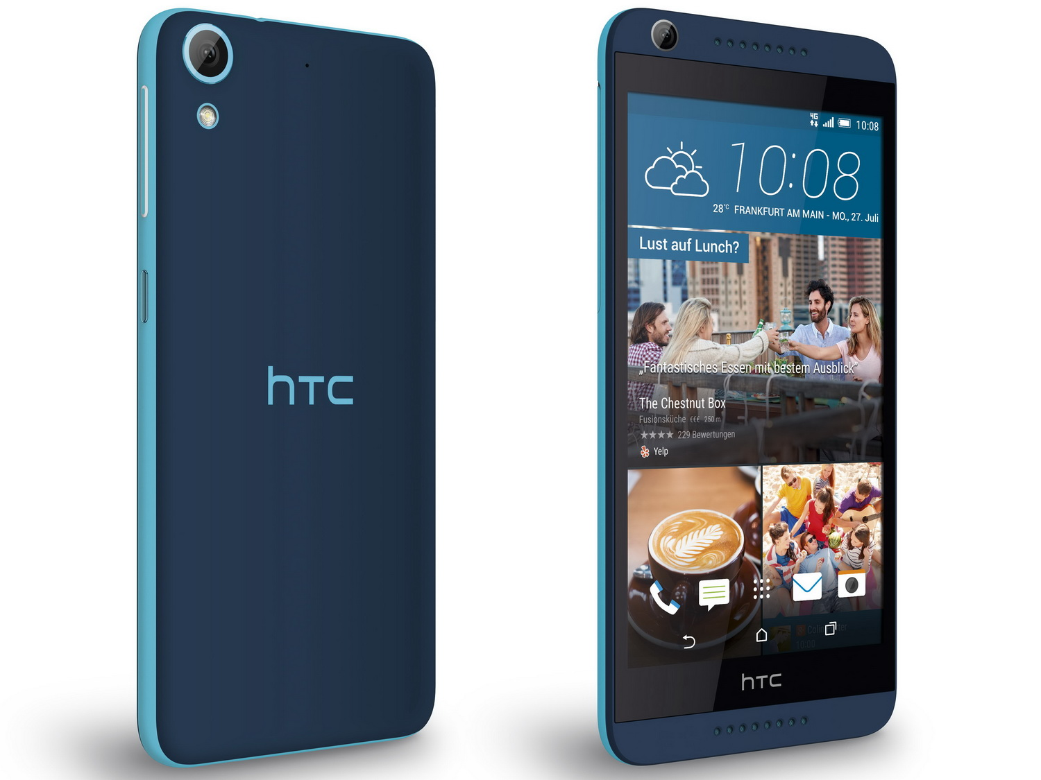 Htc Desire 626 Coming This August For 300 Euros