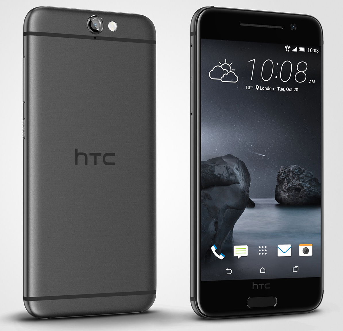 HTC One A9 officially presented - NotebookCheck.net News