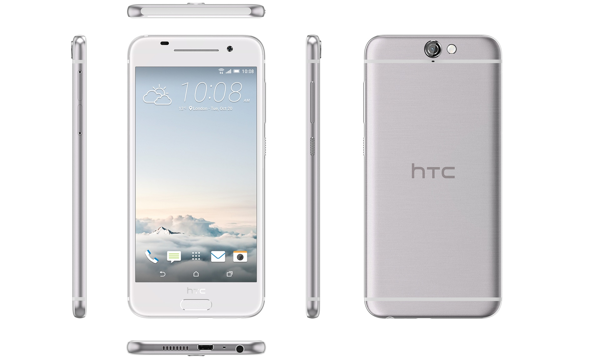 HTC One A9 officially presented