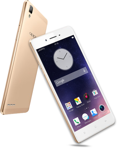 oppo f1 smartphone launched   notebookcheck   news