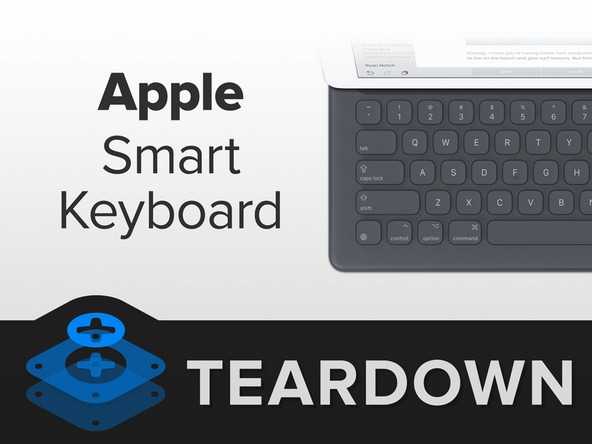 apple smart keyboard difficult to repair news. Black Bedroom Furniture Sets. Home Design Ideas