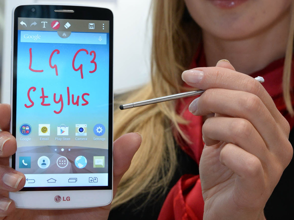 Stylus Enabled LG G4 Would Be A Better Alternative To Samsung Galaxy Note 4 Than