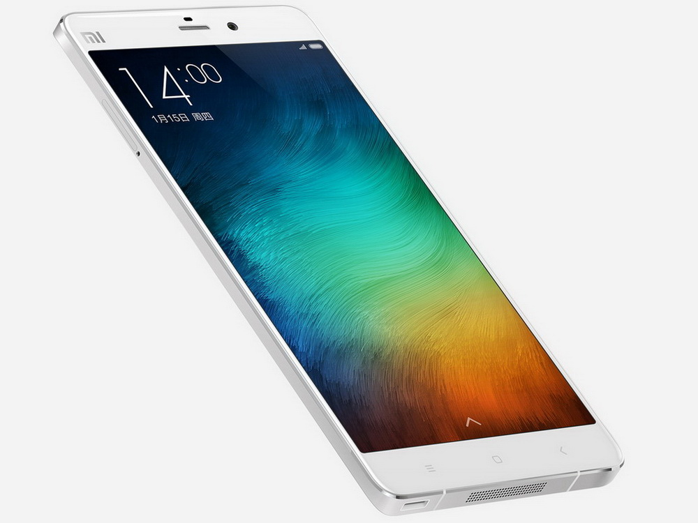 Xiaomi Mi Note and Mi Note Pro officially unveiled