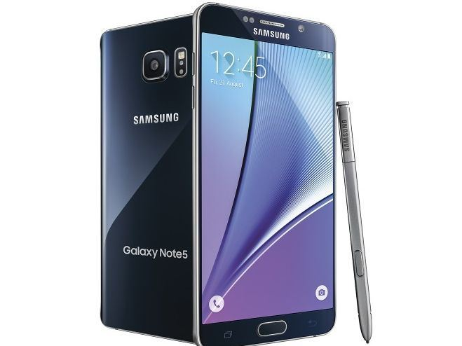 Samsung Galaxy Note 5 gets Android Nougat on Sprint ...