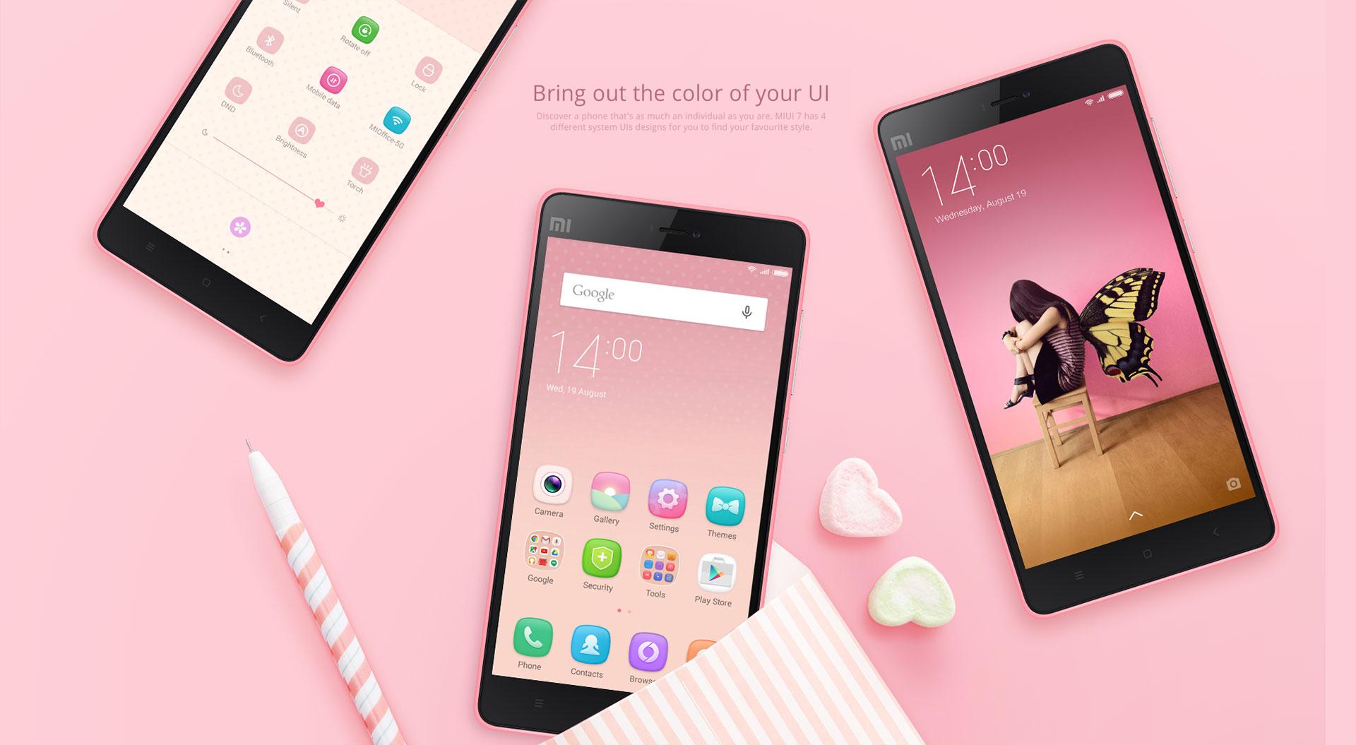 Xiaomi MIUI 7 OTA rollout starting October 27 - NotebookCheck net News