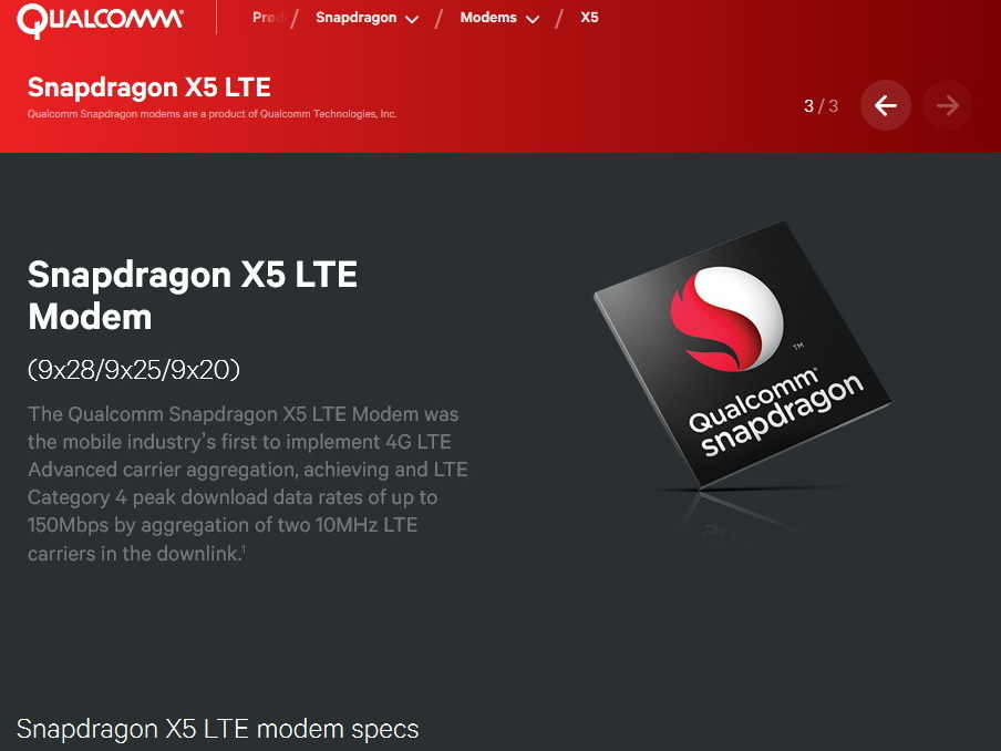 HP lt4120 Snapdragon X5 LTE Mobile Broadband Driver for Windows 7