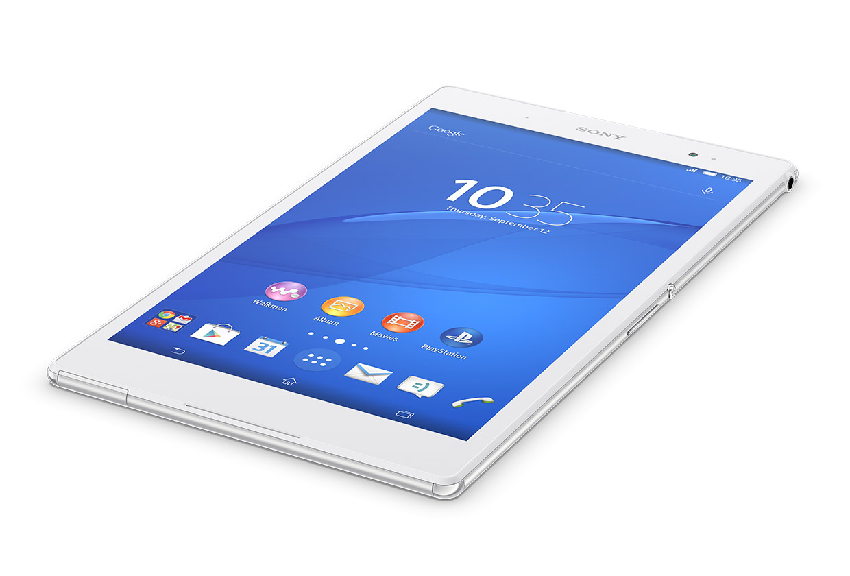 sony announces xperia z3 tablet compact notebookcheck. Black Bedroom Furniture Sets. Home Design Ideas