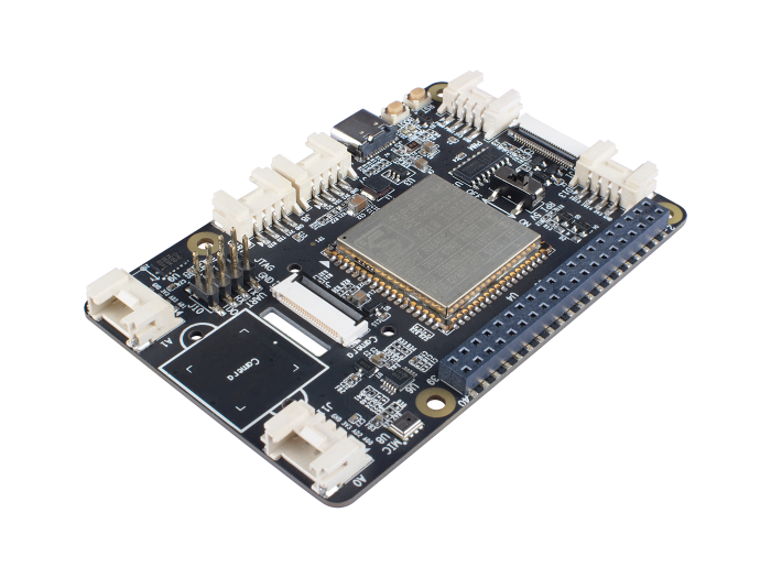 Grove AI HAT: A powerful and compact Raspberry Pi HAT for
