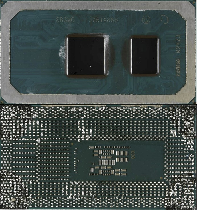 First 10 nm Intel Cannon Lake processor die spotted in the