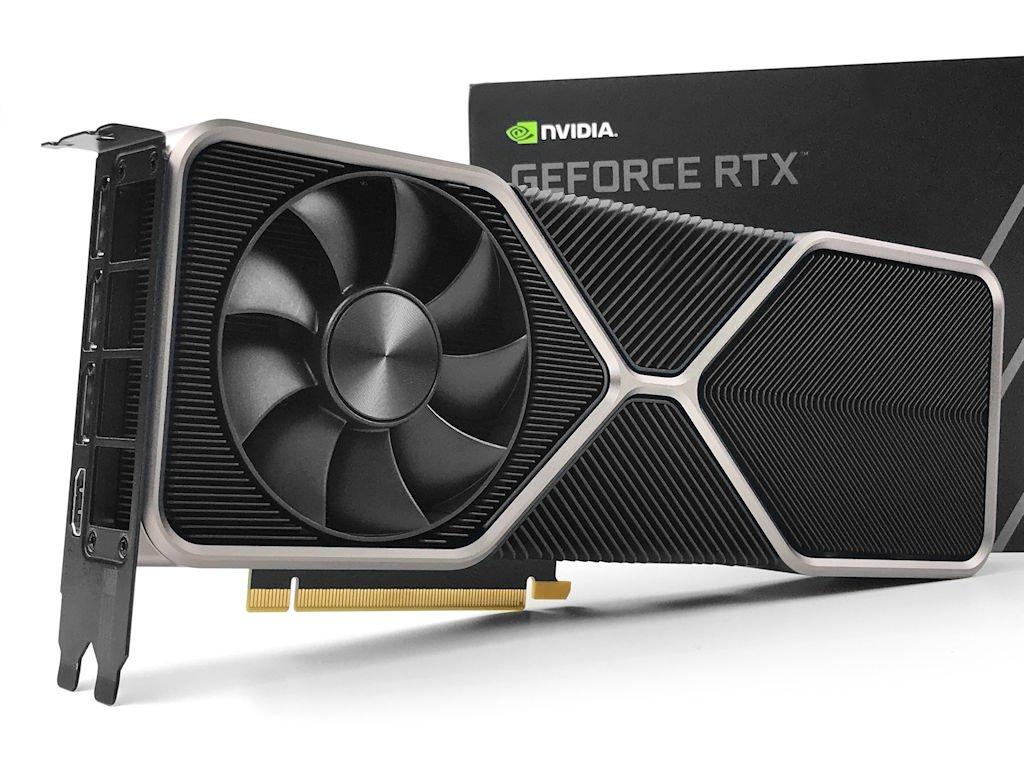 NVIDIA анонсирует GeForce RTX 3080 Ti и RTX 3070 Ti