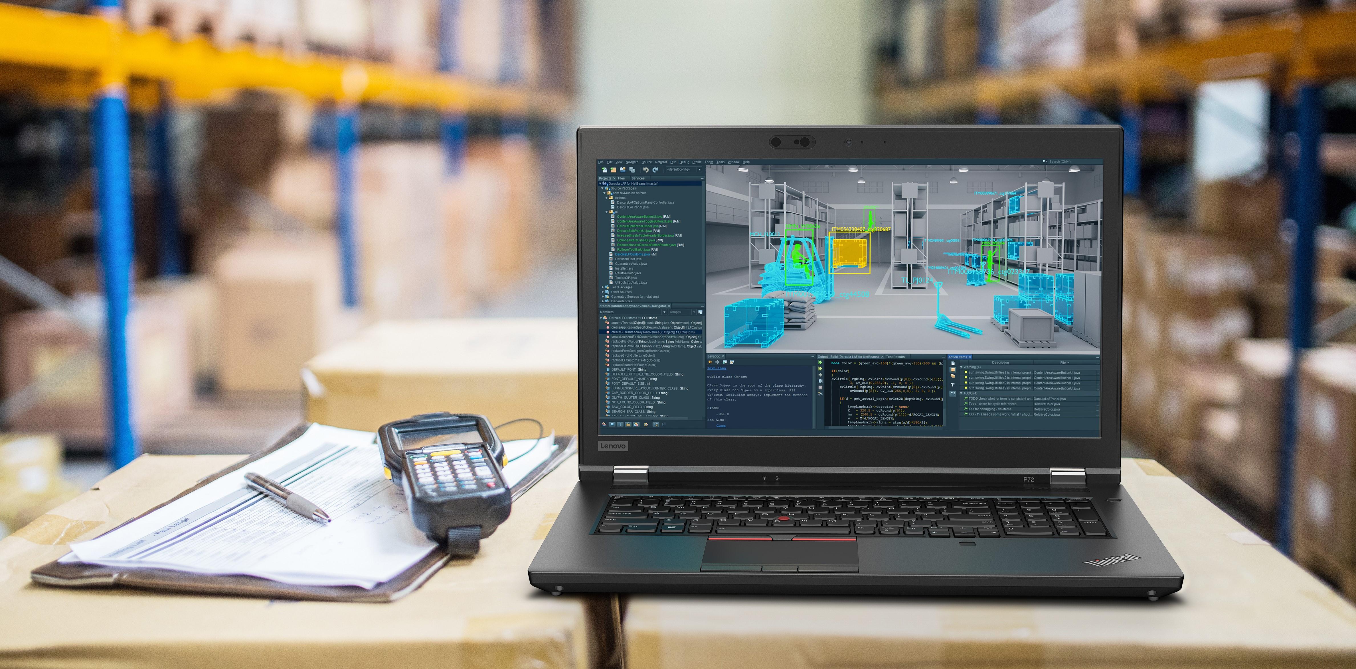 Lenovo ThinkPad P72: Thinner design & Nvidia Quadro P5200 for