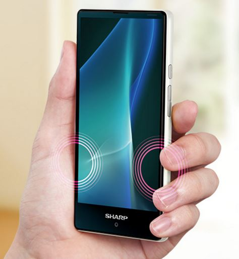 Sharp Aquos Mini smartphone coming to Japan - NotebookCheck